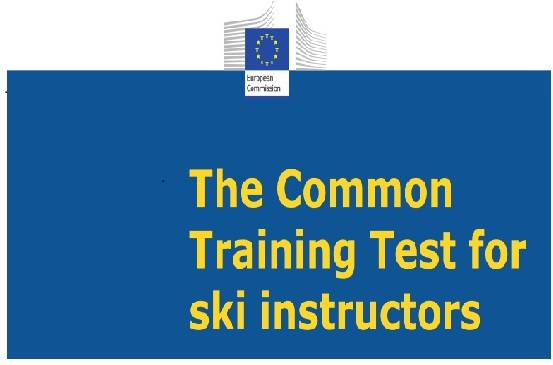 Common Training Test - Richtlijn EC 2019 - info