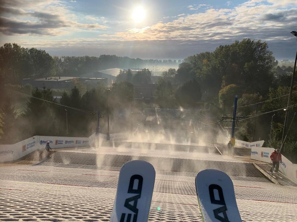 Workshop Core Stability (Hoofddorp) Ski